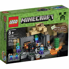 LEGO Minecraft™ The Dungeon #21119 Free Shipping New