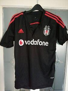Détails sur Grands Garçons Besiktas football shirt Adidas afficher le titre d'origine