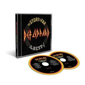 Def-Leppard-The-Story-So-Far-the-Best-Of-Def-Leppard-Deluxe-2-CD-NUOVO
