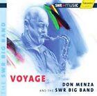 Voyage [Digipak] * by Don Menza (CD, Jul-2007, Hänssler Classic)