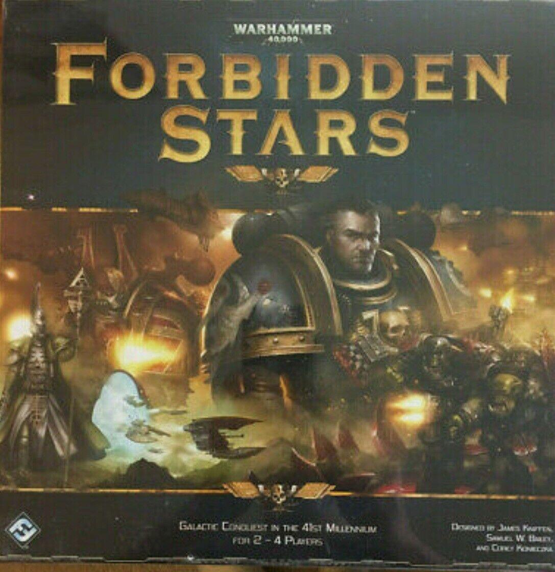 Warhammer 40K Forbidden Stars Board Game Psy Enveloppé