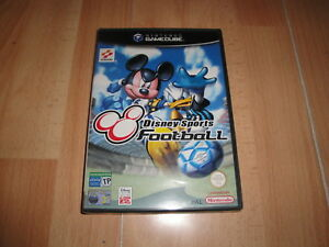 DISNEY-SPORTS-FOOTBALL-DE-KONAMI-PARA-LA-NINTENDO-GAME-CUBE-NUEVO-PRECINTADO