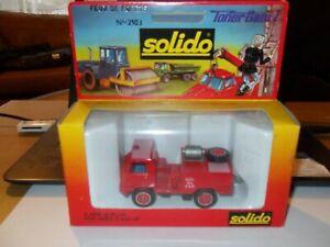 Solido 4x4 Feux de forets (FOREST) Nº 2103 toner gam 1 New Boxed Shop Stock J21