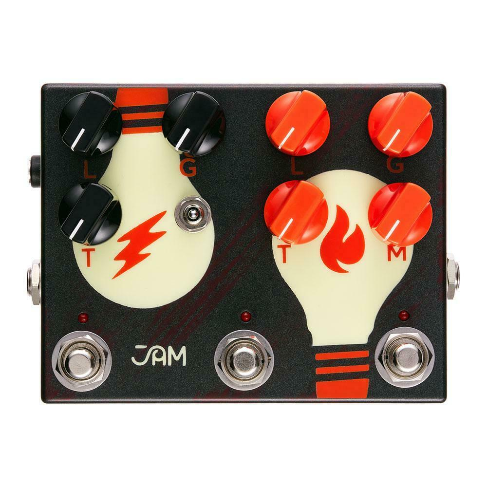 Jam Pedals Double Dreamer Overdrive Pedal