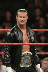 DOLPH ZIGGLER 8X126 COLOR PHOTO WWE ROH ECW TNA NXT HOH