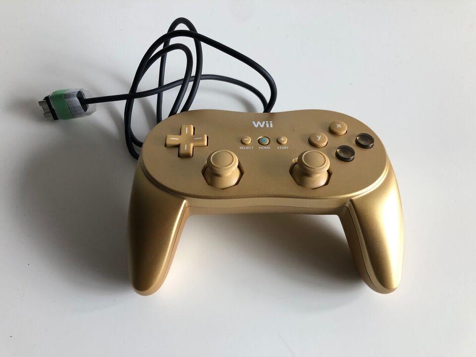 Wii Controller, Nintendo Wii