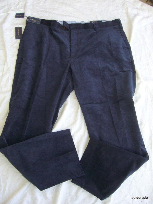Tamaño de  RALPH LAUREN BIG & TALL 46 34 pantalones pana Suffield classic Fit EIA Euro 165  nuevo  están haciendo actividades de descuento