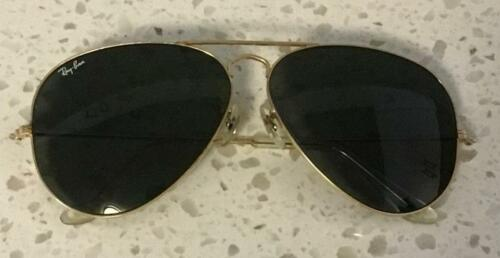 Vintage Authentic Ray Ban Aviator SunGlasses
