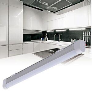 praktische unter schrank beleuchtung led arbeitsplatz. Black Bedroom Furniture Sets. Home Design Ideas