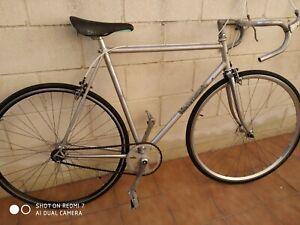 Bicicleta carretera Biemmezeta Colnago calidad talla 56 tipo fixie