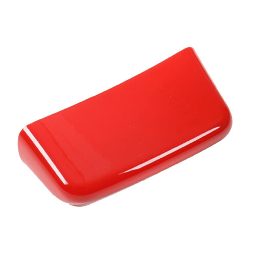 1pcs Red Car Inner Armrest Storage Box Switch Cap fits Jeep Renegade 2015-2019