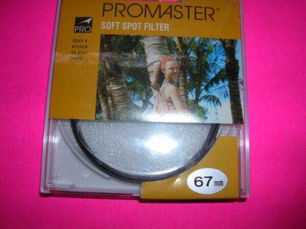 100% Vrai Promaster Inutilisés 67mm Filtre Doux Parfait En Boite Pour Nikon Pentax 67