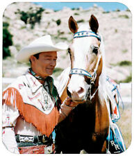 ROY ROGERS MOUSE PAD 1/4 IN. MOVIE TV MOUSEPAD RETRO VINTAGE HOLLYWOOD