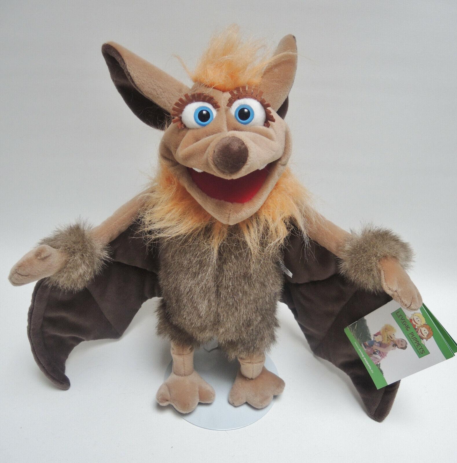 Living Puppets Handpuppe  Tamika die Fledermaus  ca.60 cm  Flügelspannweite NEU