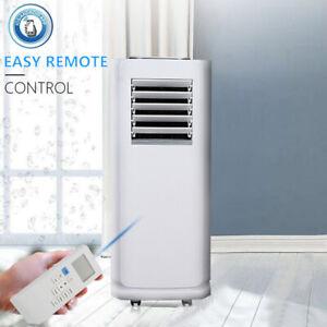 Mobile Klimaanlage Klimagerät 7000 BTU Klima  Ventilator Eco Silent mit Wifi