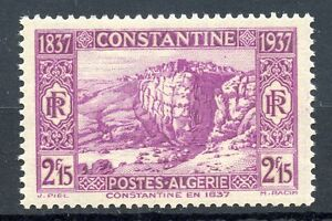 Timbre Algerie Neuf N° 193 ** Constantine Architecture