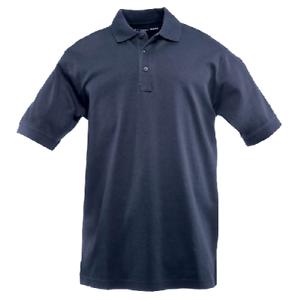 5.11 Tactical Polo Short Sleeve Duty Shirt Dark Navy bluee Men's 2XL 71182