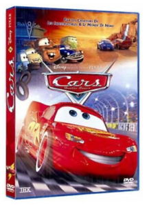 DVD-Video-Cars-Quatre-Roues-Occasion