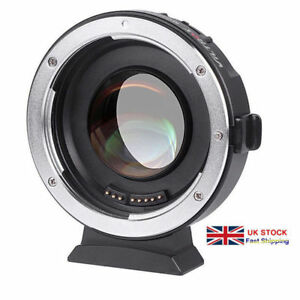 UK-Seller-Viltrox-EF-M2-Mark-II-Speedbooster-0-71x-Adapter-Canon-EF-to-M43-MFT