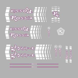 Rossin-Cuadro-de-Bicicleta-Adhesivos-DECALS-Transfers-N-54