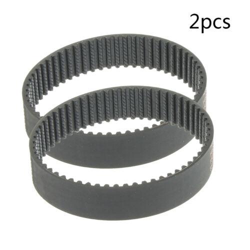 2 Stück X40515 Zahnhobel-Antriebsriemen Für Black /& Decker KW715 KW713 BD713
