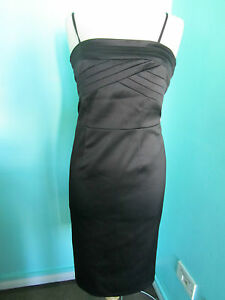 BLACK-EVENING-PARTY-PROM-DRESS-ATMOSPHERE-SIZE-8