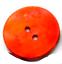 50 holzknöpfe 30 mm 2-trou coloré on sait que-boutons rouge vert jaune bleu bouton recoudre