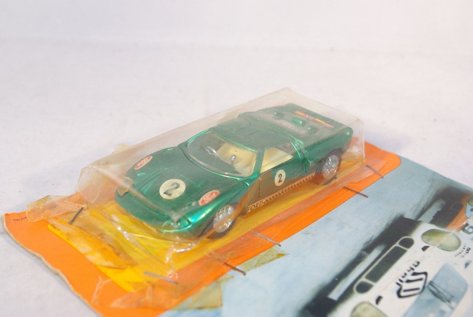 AUTO PILEN 311 FORD MARK MARK MARK II METALLIC GREEN MINT BOXED SELTEN RARE    81aec5