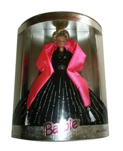 Happy Holidays 1998 Barbie Doll For Sale Online Ebay
