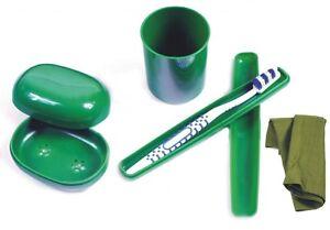 Image Is Loading Army Surplus Hygiene Kit 5pcs Set Incl SOAP