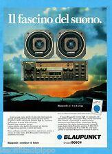 QUATTROR983-PUBBLICITA'/ADVERTISING-1983- BLAUPUNKT - TORONTO SQR 32