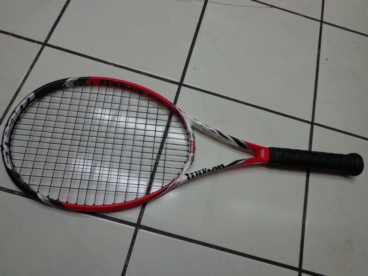 Wilson BLX Steam 99s Spin 4 3/8 grip Tennis Racquet