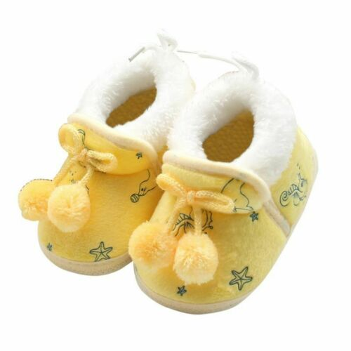 Toddler Shoes First Walkers Soft Infant Kids Footwear Newborn Baby Girls Boots