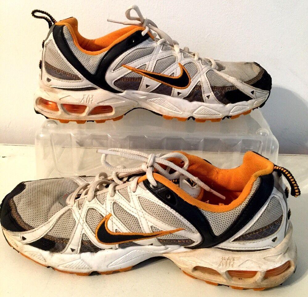Seasonal clearance sale Nike Men's Max Air Trail Running Shoes Comfortable
