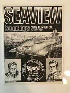 Seaview-Soundings-1-Autumn-1989-9-0-VF-NM-Magazine