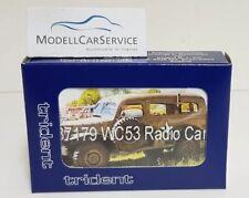 Dodge WC53 Radio Car Resin Kit HO 1:87 Trident # 87179 United States Army