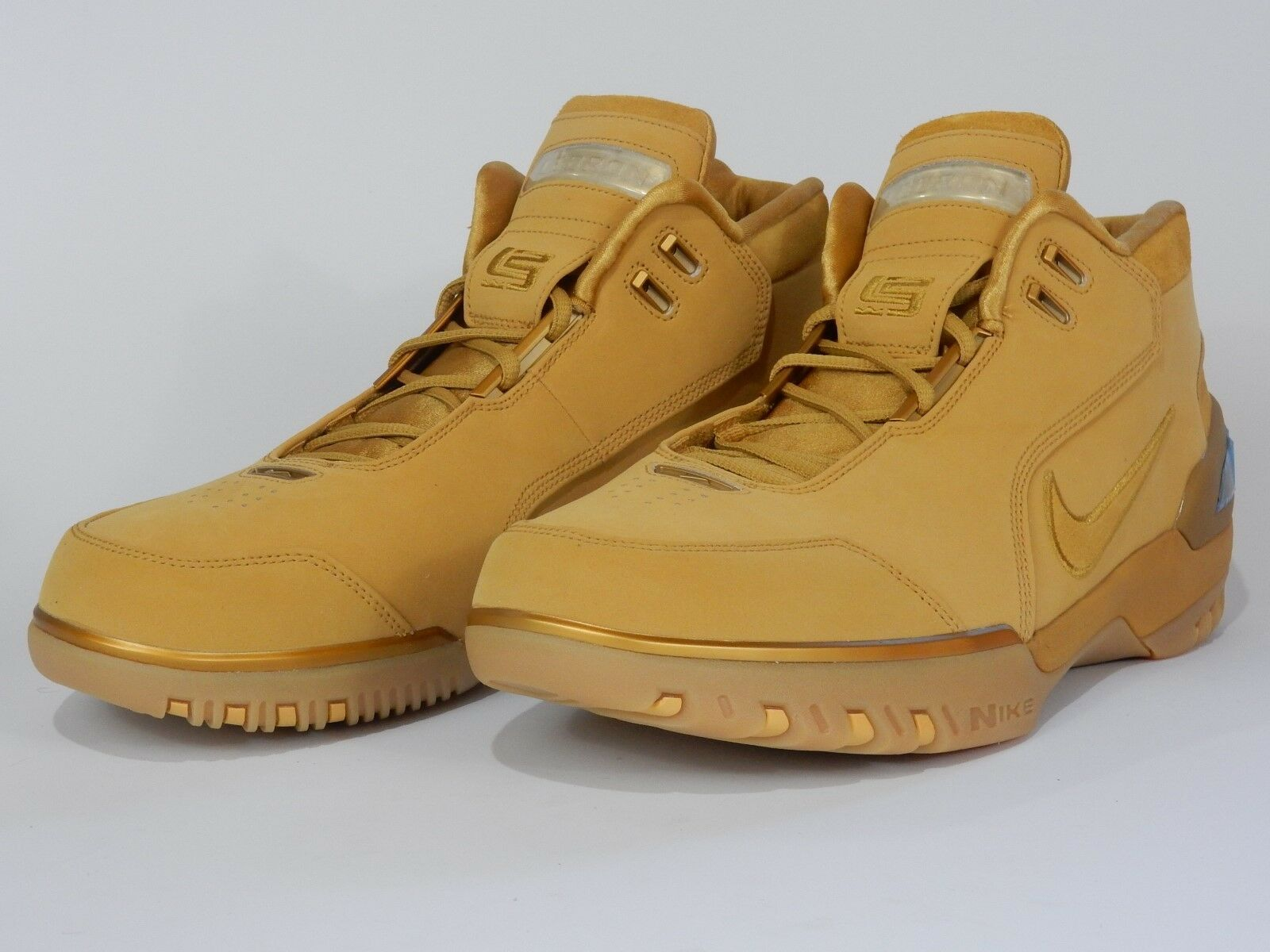 Lebron Nike Air Zoom Generation 2018 Wheat 308214 771 S Retro Shoes Comfortable Cheap and beautiful fashion
