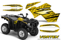 Yamaha Grizzly 700 550 Graphics Kit Creatorx Decals Stickers Vxy