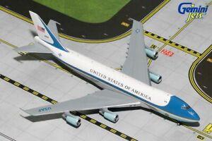 GEMINI-GJAFO1438-AIR-FORCE-ONE-VC-25A-747-200-1-400-SCALE-DIECAST-METAL-MODEL