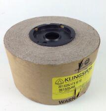 Klingspor 361320j40 4 X 50 Yd 320 Grit Abrasive Belt Free Shipping