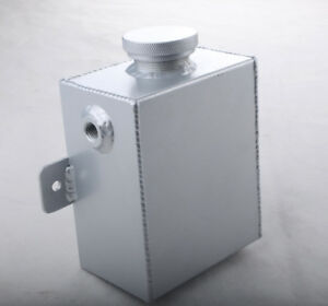 Performance-Aluminum-Radiator-Coolant-Overflow-Water-Tank-Bottle-1-2L-Universal