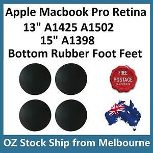 914a5f0a331 4PCS Bottom Rubber Feet Foot For MacBook Pro Retina 15