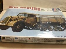 italeri 1/35 221 opel maultier german half track sd.kfz.3 model kit sealed