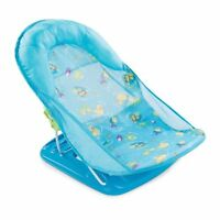 Summer Infant Mother`s Touch Deluxe Baby Bather, Blue , New, Free Shipping on Sale