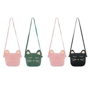 884376622295 Little Girls Purses Cute Cat Ears Girl Crossbody Shoulder Bag for ...