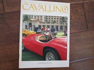 VINTAGE-CAVALLINO-FERRARI-MAGAZINE-NUMBER-80-April-1994