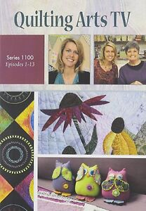 Quilting Arts TV Series 1100 Episodes 1-13 New Sealed DVD. | eBay : quilting arts tv series - Adamdwight.com