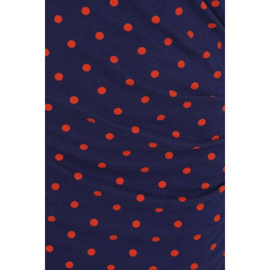 Mudd Mudd Mudd & Water aldeburgh Dress-blu LAVA FUSA - 10 12 14-NUOVA con etichetta-Era .99 47fc2d