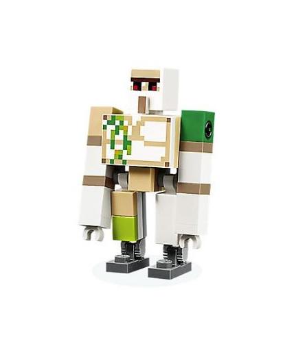 21123 NUEVO Split de 21159 Lego Minifigura-Hierro Golem-Minecraft