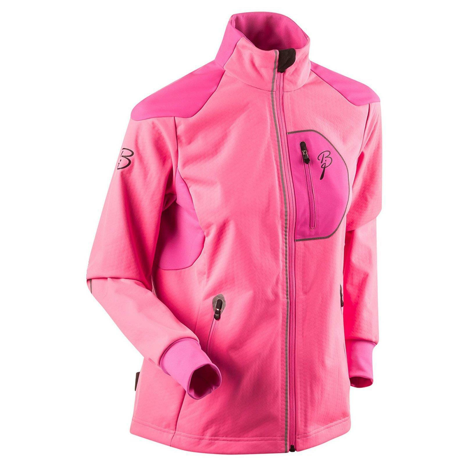 Björn Daehlie Ventus Donna Funzionale Giacca Softshell Sport Lungo Corsa Sci Outdoor
